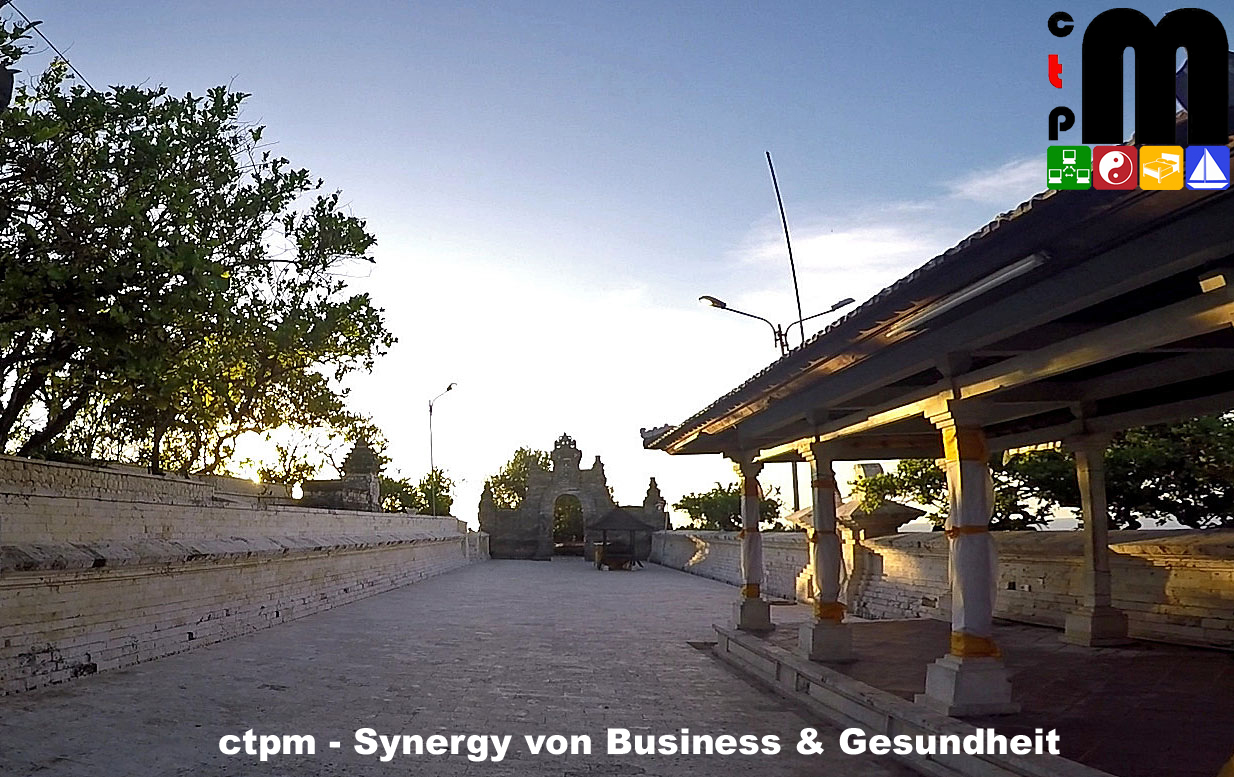 Ruhe zum Nachdenken - Uluwatu Temple Bali
