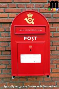 englische Postbox