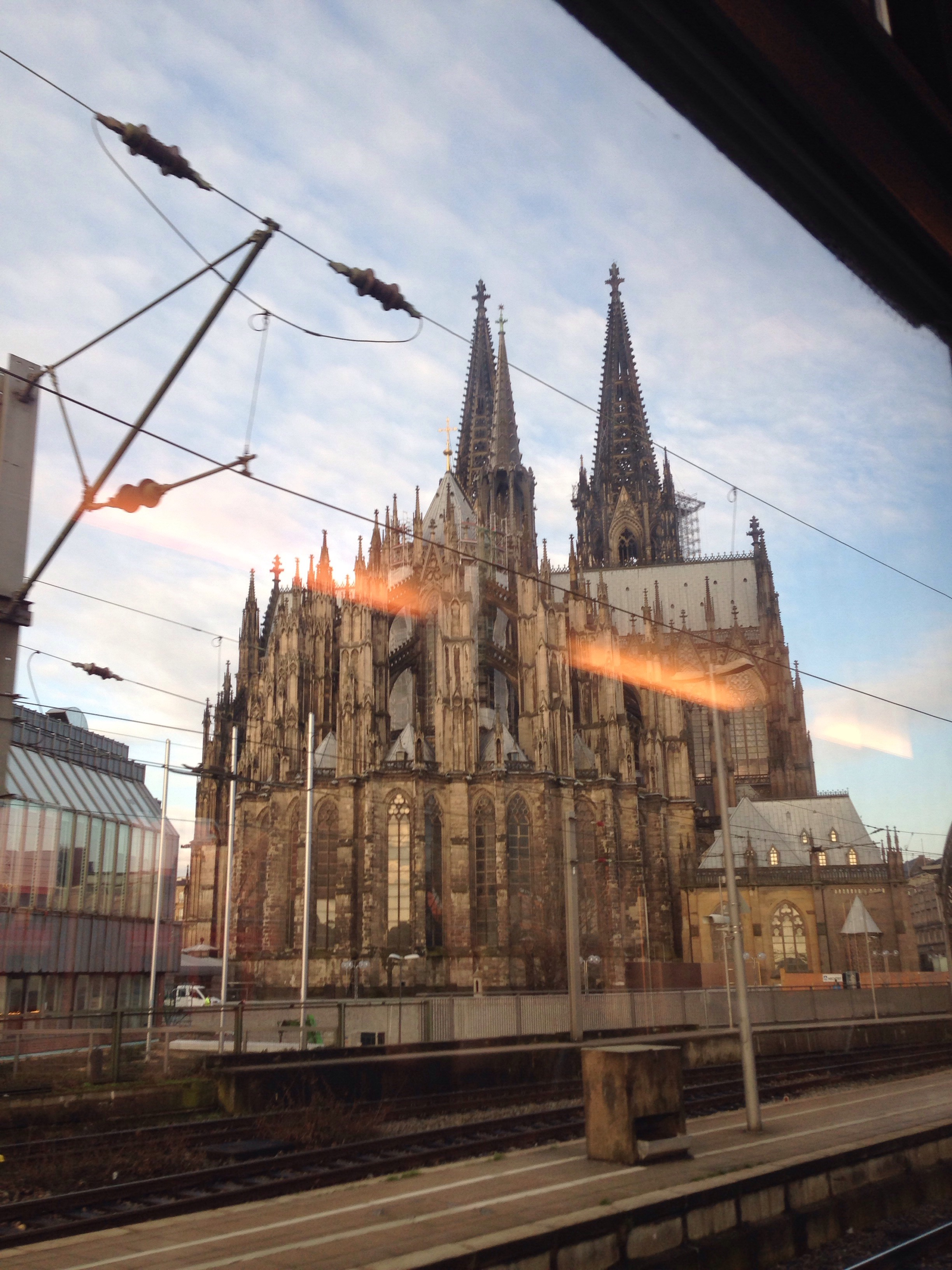 Köln Dom Hauptbahnhof