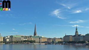 Hamburg City - wenige Meter zur Schule