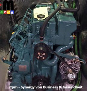 ctpm - Diesel Motor - Segelyacht