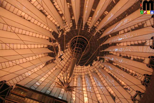 SonyCenter in Berlin - Potsdammer Platz
