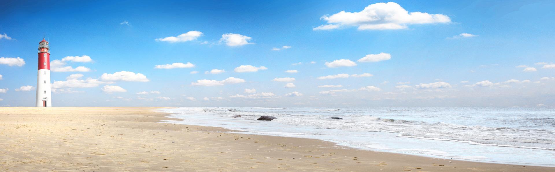 Incentive Segeln » Meer und Leuchturm