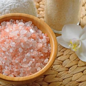 gesundes Leben mit Salzgrotte