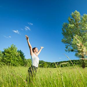 gesunder Körper im Bergischen Land